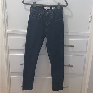 Re / done jeans size 23